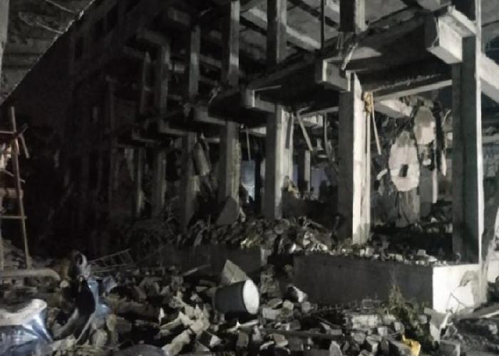Maharashtra chemical factory explosion